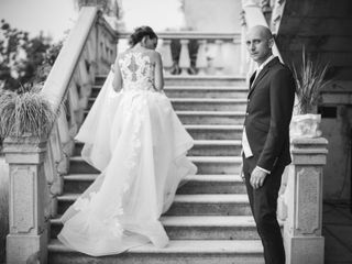 Le nozze di Sara e Riccardo