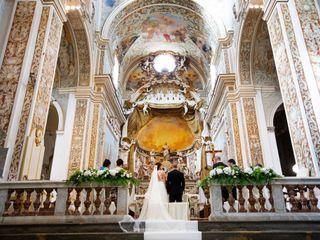 le nozze di Rosaly e Leo 1