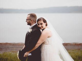 Le nozze di Zania e Sergio
