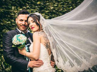 Le nozze di Noemi e Angelo