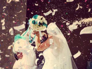 Le nozze di Silvana  e Gianmarco  1