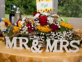 Le nozze di Linda e Marco 1