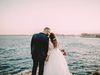 Le nozze di Martina e Vincenzo