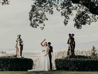 Le nozze di Luca e Elisabetta