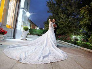 Le nozze di Sofia e Samuele