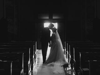 Le nozze di Selene e Michael