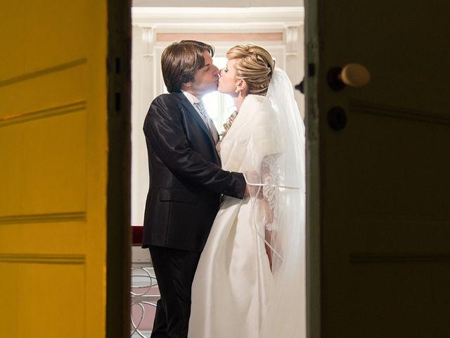 Le nozze di Rossella e Giuseppe