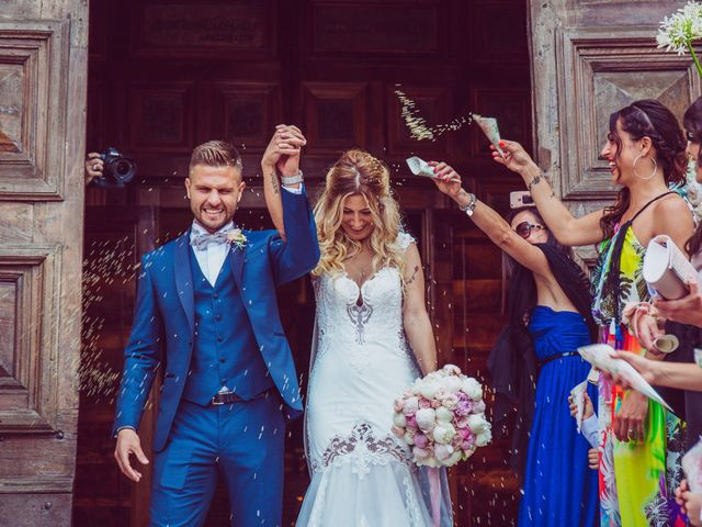 Il matrimonio di Jari e Dalila a Ascoli Piceno, Ascoli Piceno 19