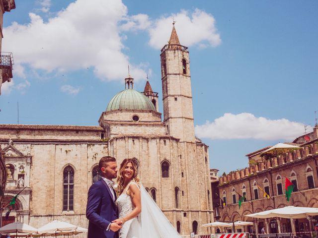 Il matrimonio di Jari e Dalila a Ascoli Piceno, Ascoli Piceno 21