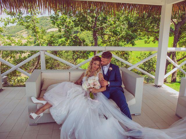 Il matrimonio di Jari e Dalila a Ascoli Piceno, Ascoli Piceno 1