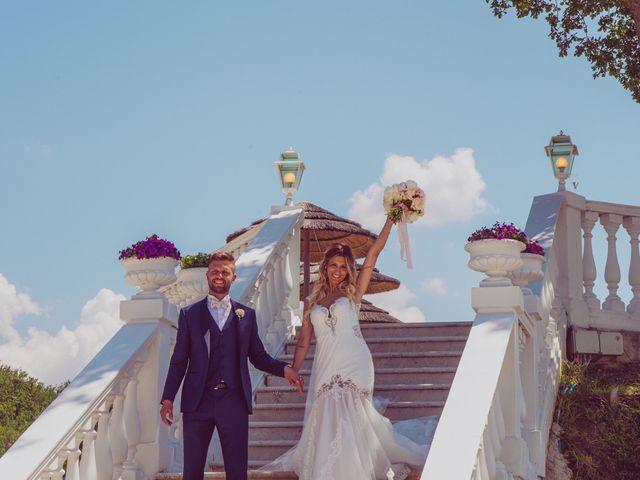 Le nozze di Dalila e Jari