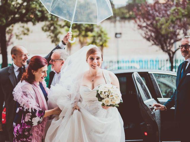 Il matrimonio di Sergio e Zania a Roma, Roma 1