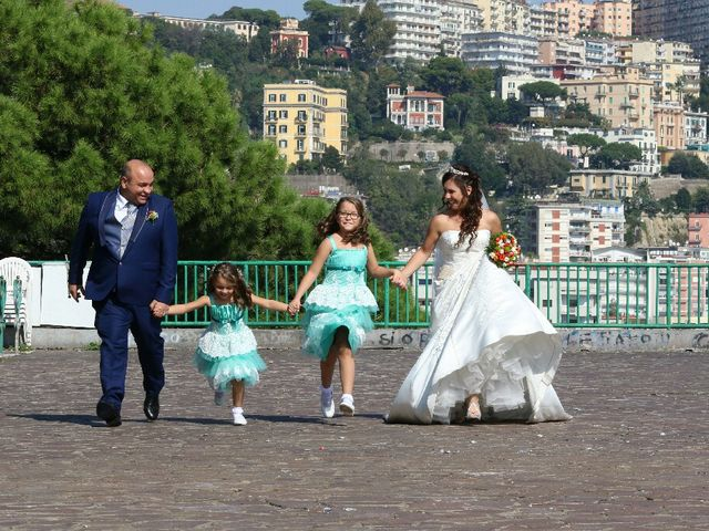 Il matrimonio di Angelo e Sonia a Napoli, Napoli 6