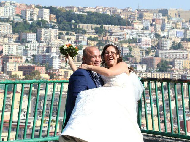 Il matrimonio di Angelo e Sonia a Napoli, Napoli 12