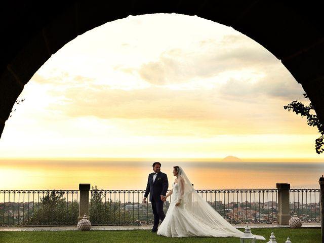 Il matrimonio di Nicola e Emanuela a Capo d'Orlando, Messina 27