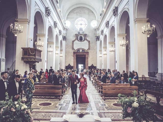 Il matrimonio di Marco e Sara a Spoleto, Perugia 19