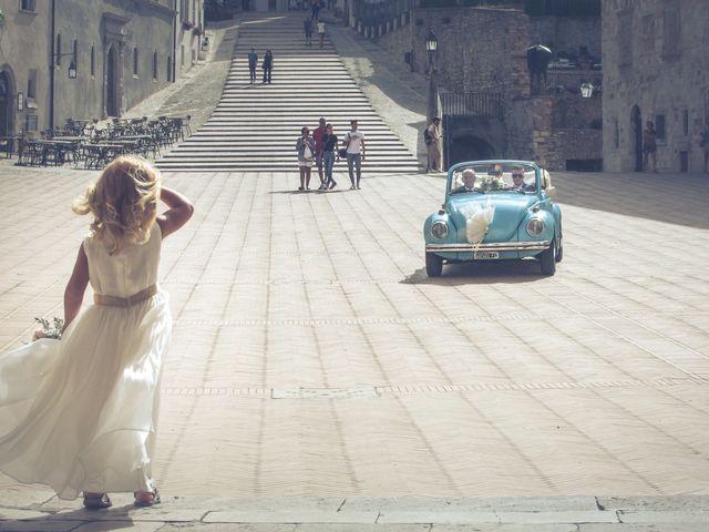 Il matrimonio di Marco e Sara a Spoleto, Perugia 20