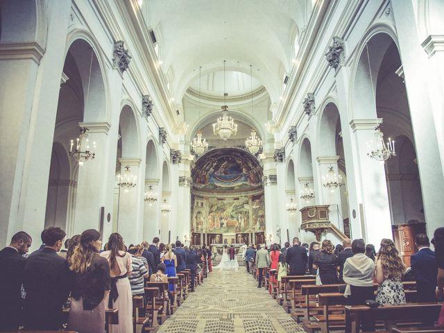 Il matrimonio di Marco e Sara a Spoleto, Perugia 24