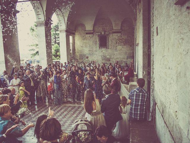 Il matrimonio di Marco e Sara a Spoleto, Perugia 27