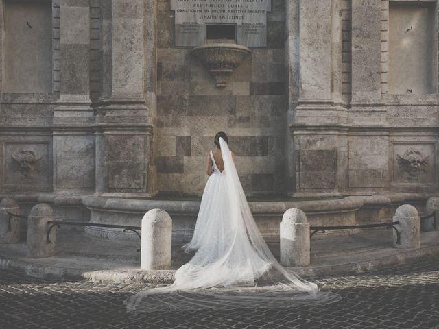 Il matrimonio di Marco e Sara a Spoleto, Perugia 30