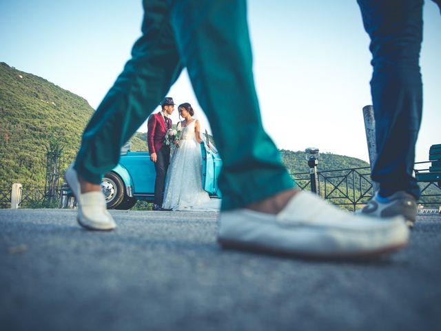 Il matrimonio di Marco e Sara a Spoleto, Perugia 33