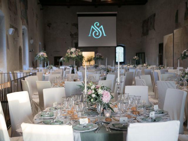 Il matrimonio di Marco e Sara a Spoleto, Perugia 36