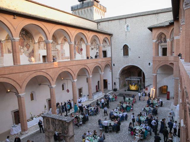 Il matrimonio di Marco e Sara a Spoleto, Perugia 37