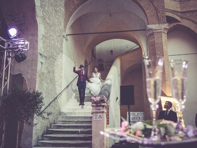 Il matrimonio di Marco e Sara a Spoleto, Perugia 38