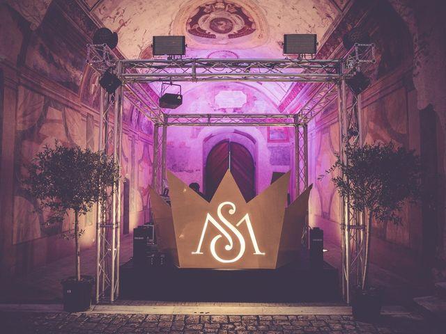Il matrimonio di Marco e Sara a Spoleto, Perugia 40