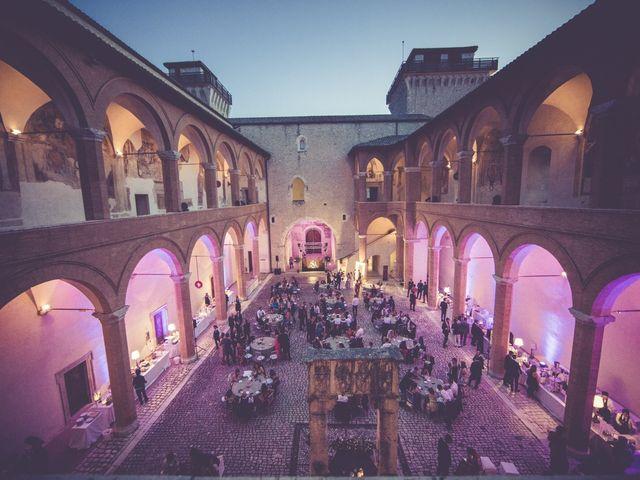 Il matrimonio di Marco e Sara a Spoleto, Perugia 41