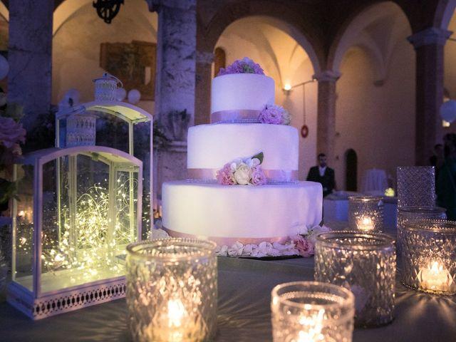 Il matrimonio di Marco e Sara a Spoleto, Perugia 44