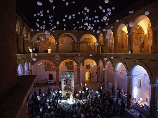Il matrimonio di Marco e Sara a Spoleto, Perugia 45