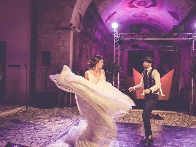 Il matrimonio di Marco e Sara a Spoleto, Perugia 48