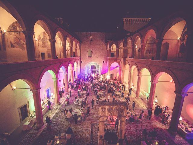 Il matrimonio di Marco e Sara a Spoleto, Perugia 1