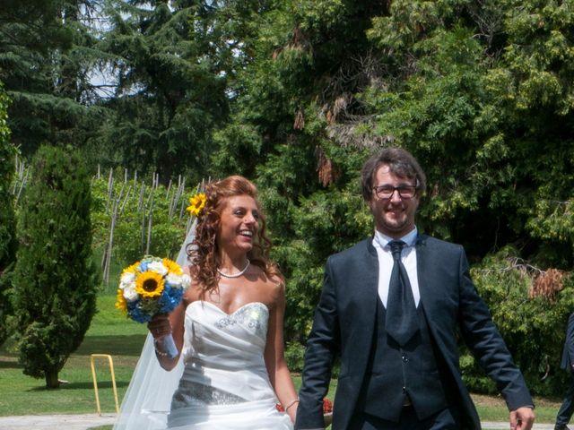Il matrimonio di Marco e Linda a Biella, Biella 3