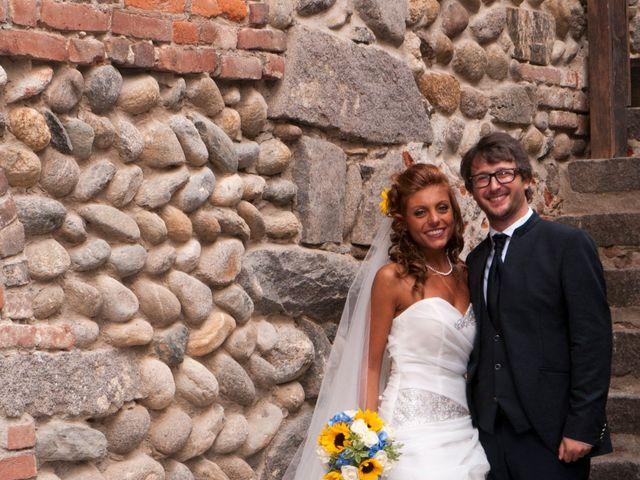 Il matrimonio di Marco e Linda a Biella, Biella 8