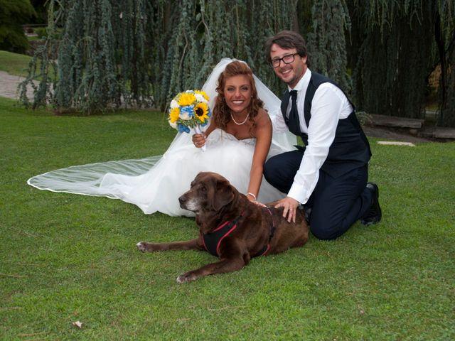 Il matrimonio di Marco e Linda a Biella, Biella 16
