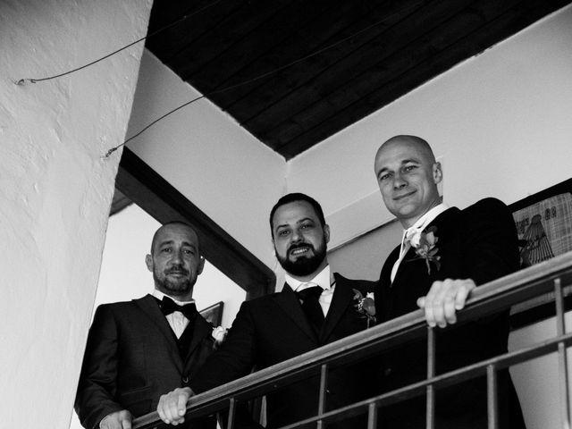 Il matrimonio di Massimo e Elena a Padenghe sul Garda, Brescia 27