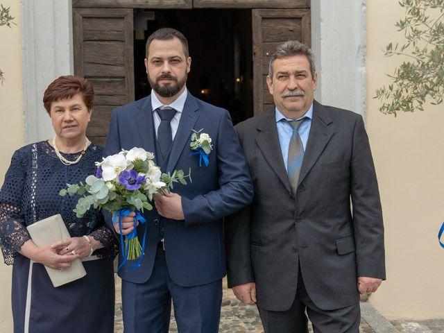 Il matrimonio di Massimo e Elena a Padenghe sul Garda, Brescia 34