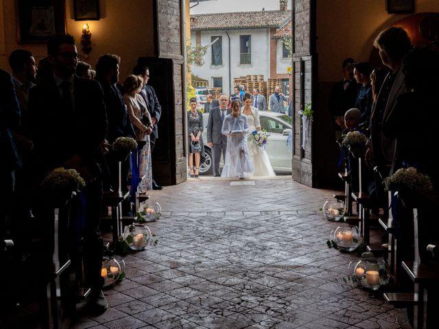 Il matrimonio di Massimo e Elena a Padenghe sul Garda, Brescia 36