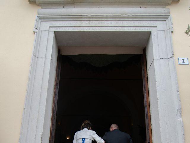 Il matrimonio di Massimo e Elena a Padenghe sul Garda, Brescia 39