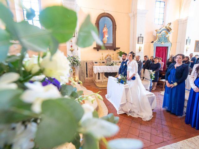Il matrimonio di Massimo e Elena a Padenghe sul Garda, Brescia 40