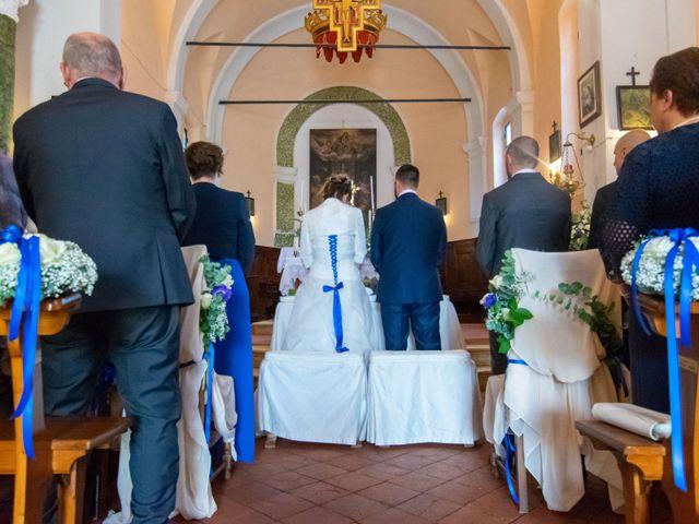 Il matrimonio di Massimo e Elena a Padenghe sul Garda, Brescia 41