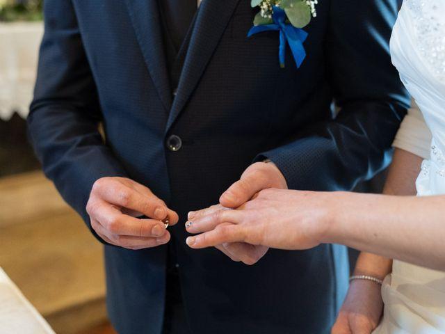 Il matrimonio di Massimo e Elena a Padenghe sul Garda, Brescia 43