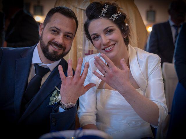 Il matrimonio di Massimo e Elena a Padenghe sul Garda, Brescia 47