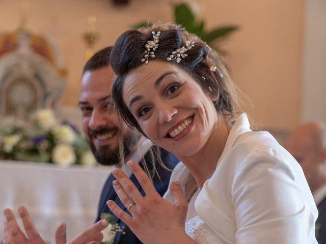Il matrimonio di Massimo e Elena a Padenghe sul Garda, Brescia 2