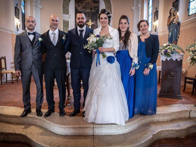 Il matrimonio di Massimo e Elena a Padenghe sul Garda, Brescia 49
