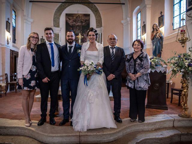 Il matrimonio di Massimo e Elena a Padenghe sul Garda, Brescia 50