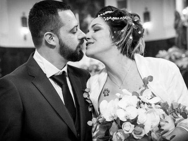 Il matrimonio di Massimo e Elena a Padenghe sul Garda, Brescia 51