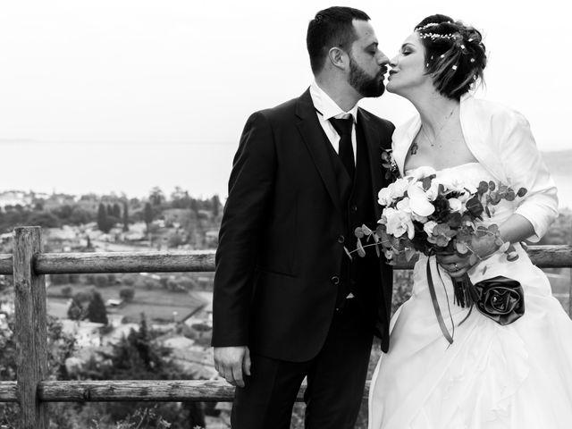 Il matrimonio di Massimo e Elena a Padenghe sul Garda, Brescia 55